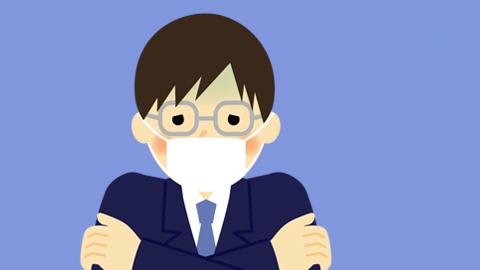 마스크로 더 이상의 감염은 막아야 하겠습니다. - GIB 제공