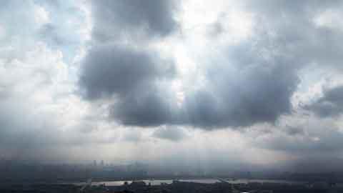 [20일 날씨] 봄이 온듯 '포근'…전국 흐리고 제주 '한때 비'