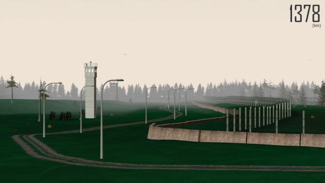 게임과 사회 - 옌스 스토버, '1378(km)' 제공