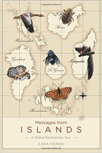 한스키는 2014년 암 진단 이후 집필에 들어갔지만 끝내 책이 나오는 걸 보지 못했다. 그의 삶과 연구가 담긴 'Messages from Islands'는 12월 13일 출간됐다. - 네이처 제공