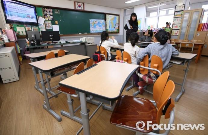 때 이른 독감은 아직 학사 일정을 마치지 못한 초중고생들에게 큰 걸림돌이 되고 있다. - 포커스 뉴스 제공