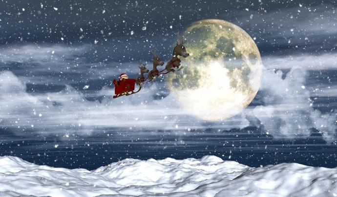 산타클로스는 이번 크리스마스에도 무사히 선물 배달을 마칠 수 있을까? - GIB 제공