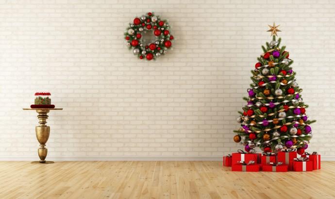 반짝이는 크리스마스 트리는 크리스마스를 떠오르게 하는 대표 상징이다! - GIB 제공