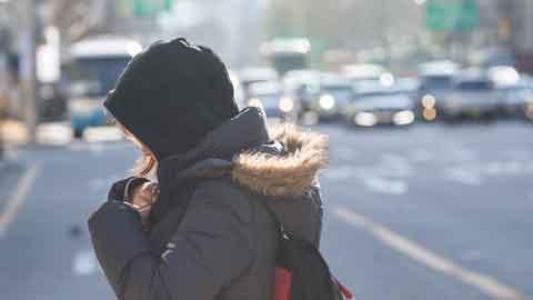 [28일 날씨] 아침 최저 영하 12도 '강추위'…'귀마개가 필요한 날'