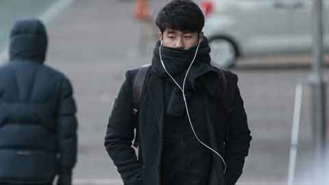 [30일 날씨] 올해 마지막 금요일 '최강 추위'…아침 최저 영하 14도