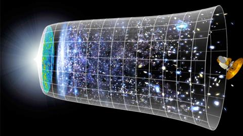 90돌 맞는 빅뱅이론…불변의 진리? 우주적 거품?