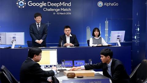 2016년 인터넷 돌아보기, 인공지능 시대가 개막했다
