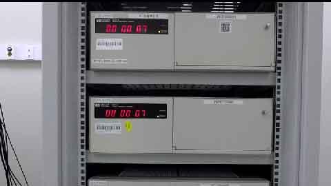 """[동영상] 원자시계에서 윤초 넣는 법 봤더니… """"58, 59, 60, 0"""""""