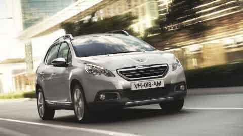 푸조, 대표 SUV '2008' 2995만원으로 가격 인하