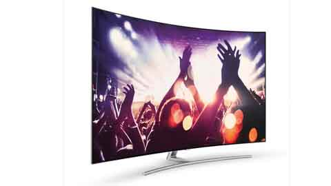 [CES 2017]새로워진 퀀텀닷…삼성전자, 'QLED' TV 공개