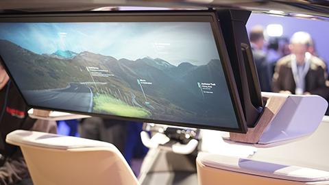 [CES 2017] BMW와 인텔이 꿈꾸는 미래의 자동차