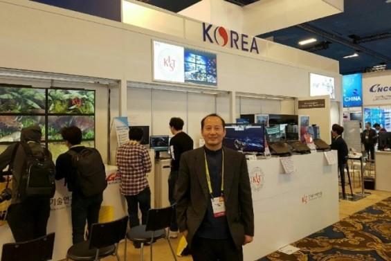 [CES 2017] KIST, 무안경 3D 디스플레이 선보여