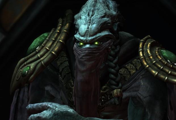 스타크래프트에 등장하는 캐릭터 제라툴의 모습 - (주)동아사이언스 제공