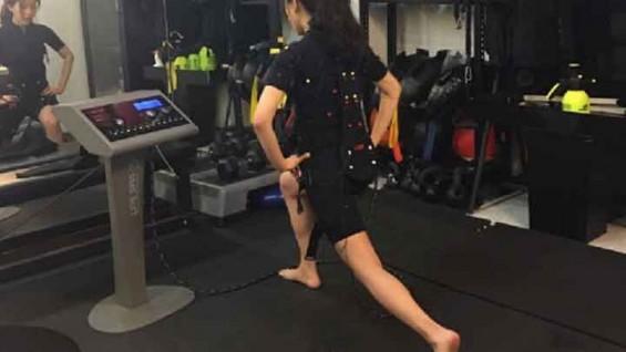 [작심일일 운동기① EMS편] 20분 운동으로 6시간 운동효과?