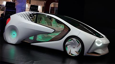 [CES2017] 자동차는 어떻게 진화하는가