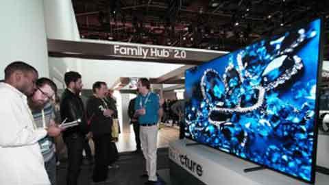 [CES 2017]삼성·LG, 최고상·혁신상 등 주목 받은 제품은?