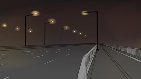 [웹툰 GHOST] #5. 밤이 되면 바뀌는 그 곳은...(5)