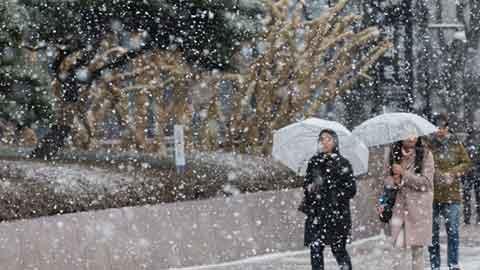 [12일 날씨] 중부·전라 '눈 소식'…서울 최저기온 -2도
