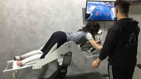 [작심일일 운동기② VR운동] '플랭크' 버티는 시간, VR로 늘릴 수 있나요?