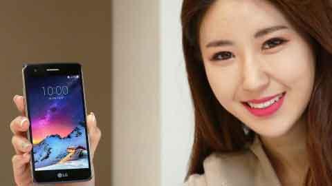 LG전자, 20만원대 실속형 스마트폰 'LG X300' 출시
