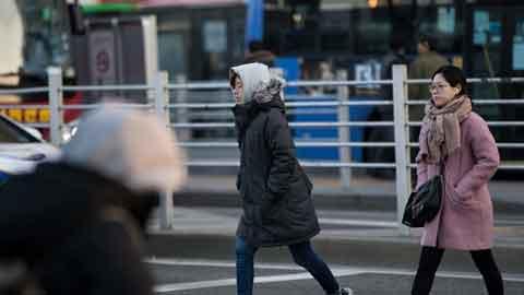 [18일 날씨] 미세먼지 '한때 나쁨'…큰 일교차
