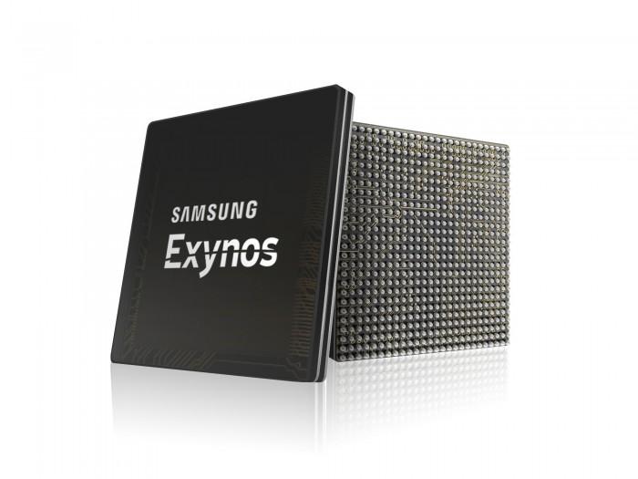 삼성전자 엑시노스 프로세서. - 삼성전자 제공