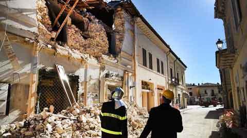 이탈리아 중부서 강진 3차례 연속 발생…