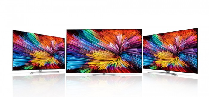 슈퍼 울트라HD TV 제품(모델명 65J9500) - LG전자 제공