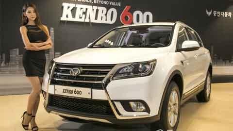 가성비 앞세운 중국산 SUV '켄보600', 안착 과제는 '안전·신뢰'