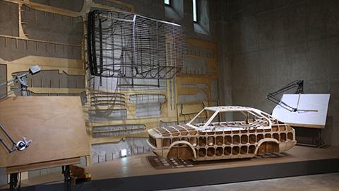 [2월 추천 과학체험] (3) 자동차 디자인의 생생한 현장 'FOMA 자동차 디자인 미술관'