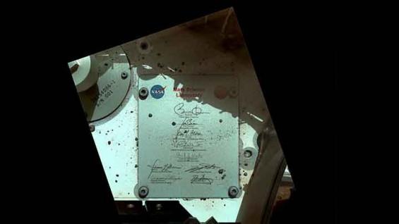 화성에서 영원히 빛나는 '과학 대통령' 오바마