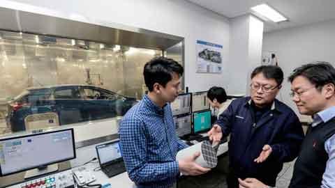 현대·기아차-포항공대, 고내열성 질소산화물 저감 촉매 기술 개발