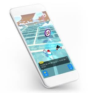현대카드의 증강현실 프로모션 앱