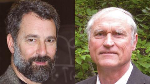 울프상 수학부분 올해 수상자는 '리처드 쉔'과  '찰스 페퍼먼'