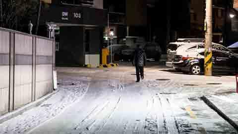 [26일 날씨] 밤부터 중부지방 '비 또는 눈'…귀성길 '도로결빙' 주의해야