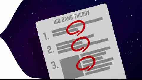 [영상] 우주의 탄생을 설명한 빅뱅이론에 치명적인 결점이 있었다?