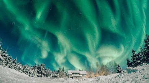 겨울왕국 핀란드, 청량한 풍경 사진들
