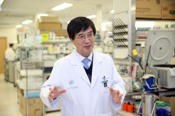 신임 한국뇌은행장에 김종재 울산의대 교수