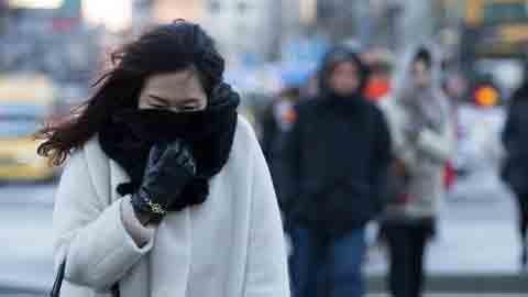 [2일 날씨] 서울 아침 -9도 '심술 한파'…오후 평년 기온 회복