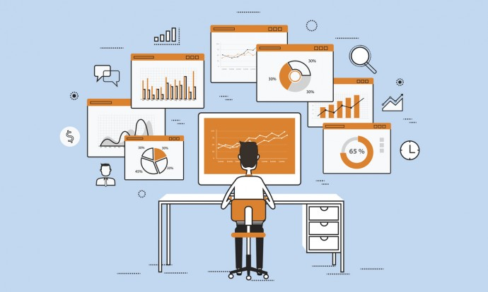 발견술은 주로 다양한 분야에서 경험적 데이터를 근거로, 새로운 결론을 이끌어 낼 때 쓰이는 의사결정 방법 중 하나이다. - GIB 제공