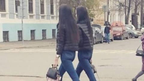 순간포착, 완벽한 쌍둥이 '화제'