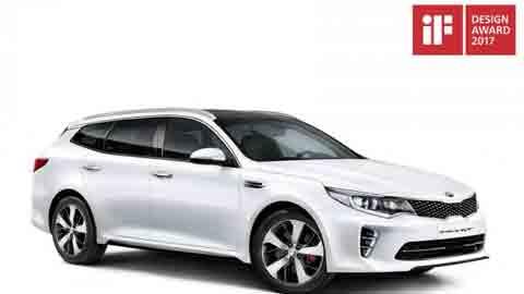 현대·기아차, '니로·신형 프라이드·K5 스포츠왜건·i30' iF 디자인상 수상