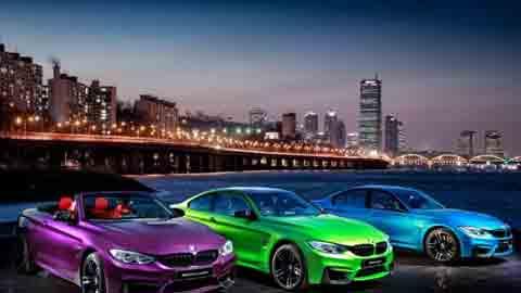 '단 15대' BMW,  'M3·M4' 스페셜 페인트워크 에디션 출시
