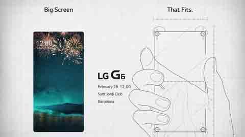 LG G6, 신형 '쿼드 DAC' 탑재… 음악 마니아 '본능' 깨운다