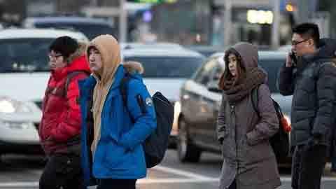 [15일 날씨] 대체로 맑고 기온 평년 비슷…일교차 심해