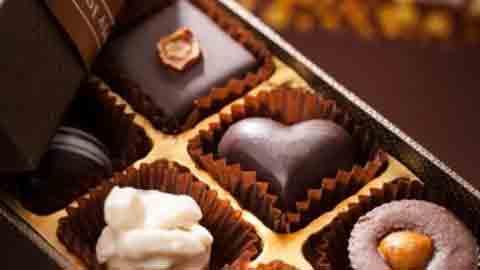 밸런타인 초콜릿이 충치 예방한다?