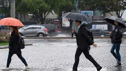 [16일 날씨] 밤부터 곳곳에 '비'…큰 일교차에