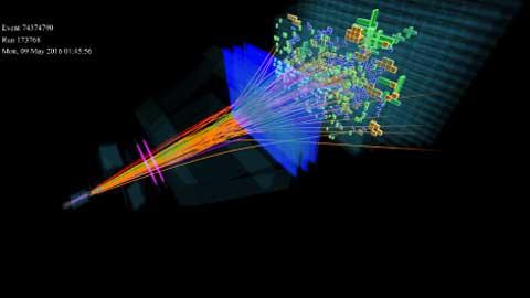 우주의 출생 비밀 밝힐 '물질-반물질 비대칭성' 관측