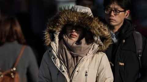 [18일 날씨] 기온 큰 폭으로 떨어져 '강추위'…서울 아침 -7도