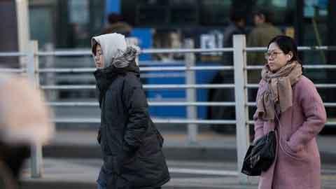 [21일 날씨] 출근길 매서운 '강추위'…서울 최저 -7도